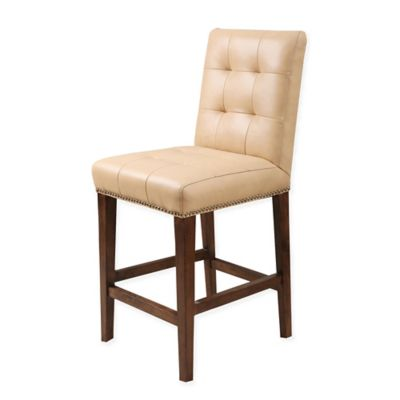 Abbyson Living® Monica Pederson Layla Barstool in Camel