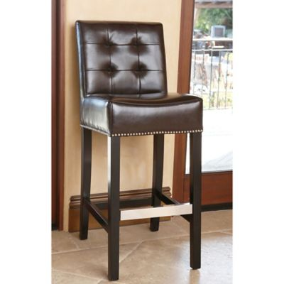 Brown Bonded Leather Furniture