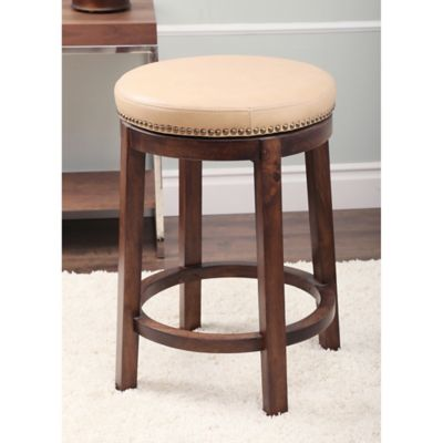 Abbyson Living® Monica Pedersen Shawnee Counter Stool in Grey