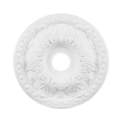 ELK Lighting Pennington 18-Inch Medallion in White