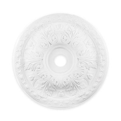 ELK Lighting Pennington 28-Inch Medallion in White