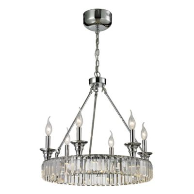 Elk Lighting Crystal Chandelier