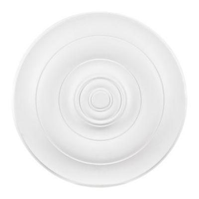 ELK Lighting Ross Ceiling Medallion in White