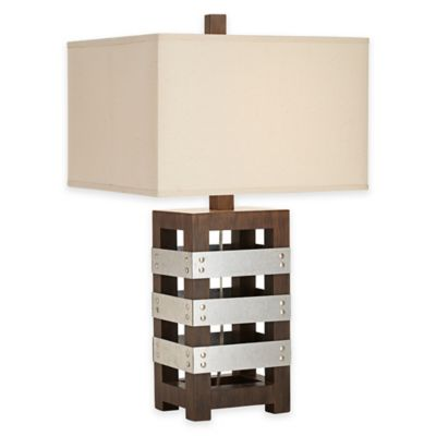 Pacific Coast® Lighting Crate Table Lamp