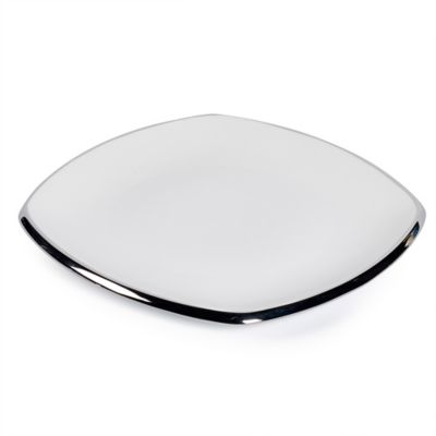 Studio TU® by Tabletops Unlimited® Sterling Dinner Plate