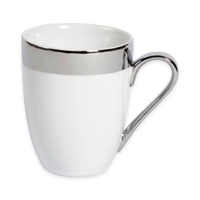 Silver Square Mug