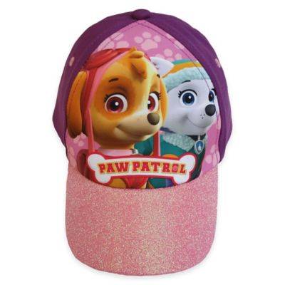 Nickelodeon™ Toddler Girl's PAW Patrol Baseball Cap in Purple