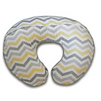 Boppy® Boutique Reversible Slipcover in Grey Chevron