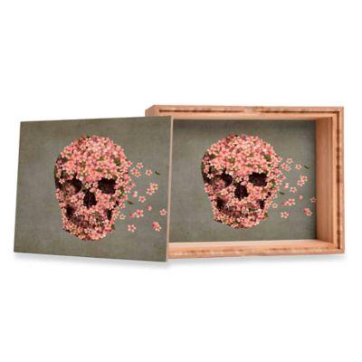 DENY Designs Terry Fan Reincarnate Medium Jewelry Box