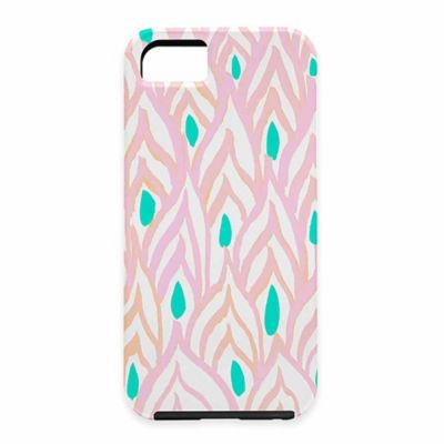 DENY Designs Rebecca Allen Princess Peacock Animal Print Case for iPhone® 5 and 5S