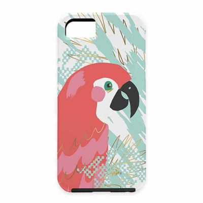 DENY Designs Zoe Wodarz On the Wings of Love Animal Print Case for iPhone® 5 and 5S
