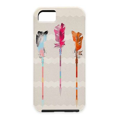 DENY Designs Iveta Abolina Feathered Arrow Case for Apple iPhone® 5 and 5S