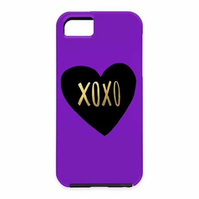 "DENY Designs Leah Flores I Love You Like ""XO"" Case for iPhone® 5 and 5S"