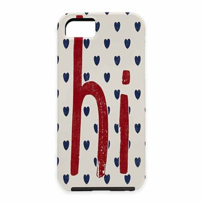 "DENY Designs Leeana Benson ""Hi"" Hearts Americana Case for iPhone® 6 and 6S"