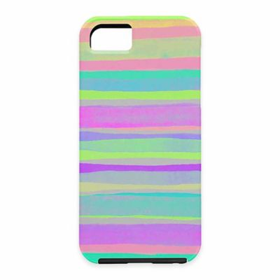 DENY Designs Rebecca Allen A Thousand Stripes I Love You Animal Print Case for iPhone® 6 and 6S