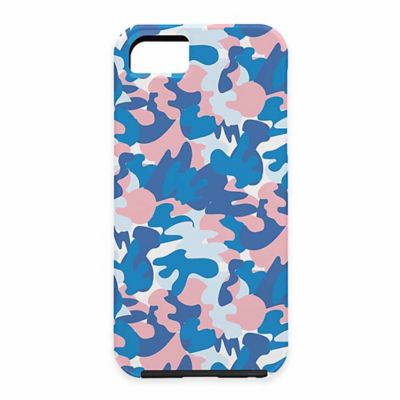 DENY Designs Zoe Wodarz Peachy Camo Graphic Case for iPhone® 6 and 6S