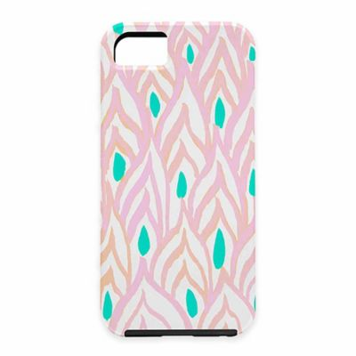 DENY Designs Rebecca Allen Princess Peacock Polka Dot Print Case for iPhone® 6 Plus