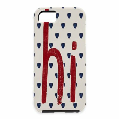 "DENY Designs Leeana Benson ""Hi"" Hearts Americana Case for Samsung Galaxy S5"