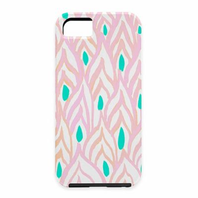 DENY Designs Rebecca Allen Princess Peacock Animal Print Case for Samsung Galaxy S5