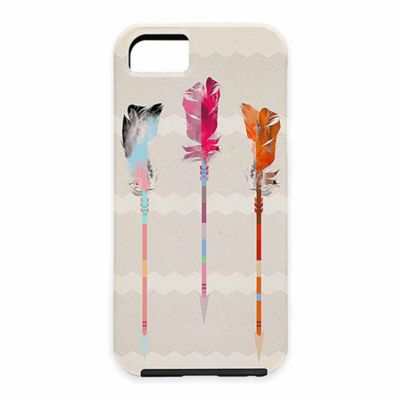 DENY Designs Iveta Abolina Feathered Arrow Case for Samsung Galaxy S5