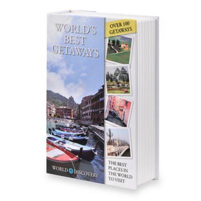Steelmaster 221269203 Key Lock Travel Book Safe