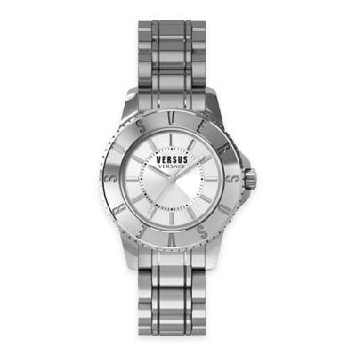 Versus by Versace Ladies' 26mm Tokyo Watch in Stainless Steel w/ Silvertone Dial