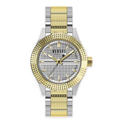 Versus by Versace Ladies' 38mm Bayside Watch in Two-Tone Stainless Steel