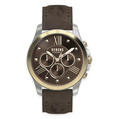 Gold Lion Watch