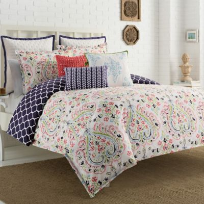 Royal Heritage Home® Gabriella King Duvet Cover Set