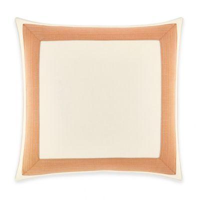 Tommy Bahama® La Scala Breezer European Pillow Sham in Papaya