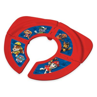 Nickelodeon™ Paw Patrol Folding Travel Potty in Red
