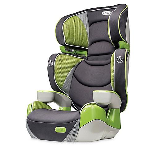 evenflo rightfit belt positioning booster car seat in yoshi. Black Bedroom Furniture Sets. Home Design Ideas