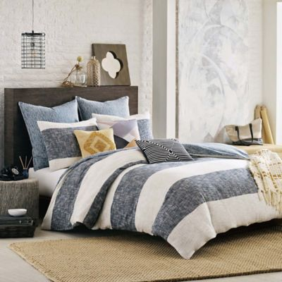 KAS ROOM South Hampton Twin Comforter in Blue
