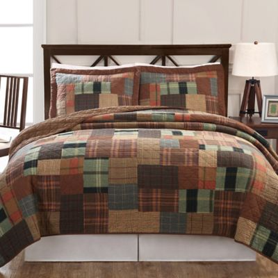 Plaid Quilts Sets