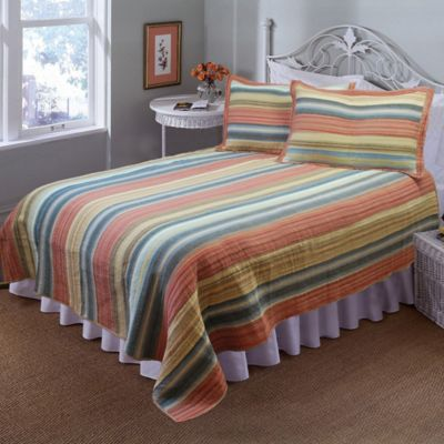 Vintage Chic King Quilt Set