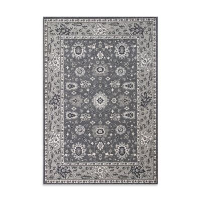 Origins Pesha 1-Foot 11-Inch x 6-Foot 4-Inch Runner in Dark Grey