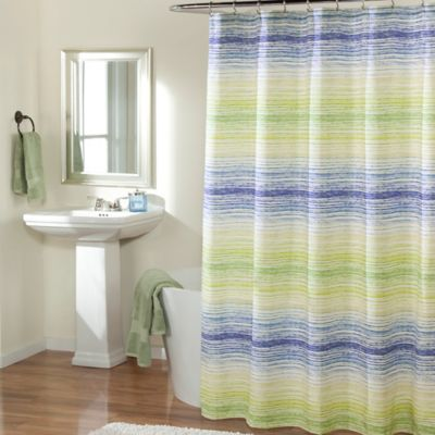 Shower Curtains for Blue Bathroom