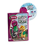 Barney™ ReadySetPlay! DVD