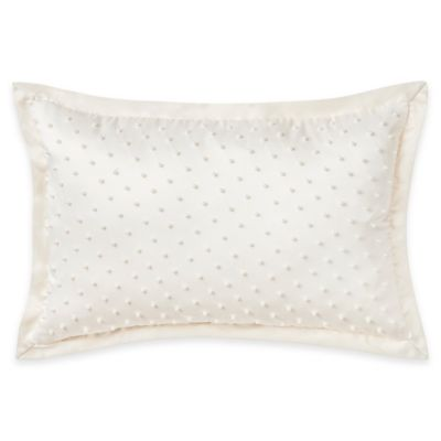 Waterford® Linens Veranda Breakfast Throw Pillow in Ivory