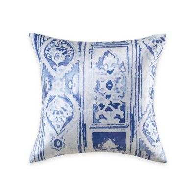 Tracy Porter Ambrette Printed Square Throw Pillow