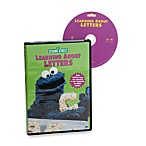Sesame Street® Learning About Letters DVD