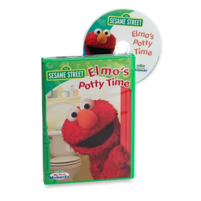 Sesame Street® Elmo's Potty Time DVD