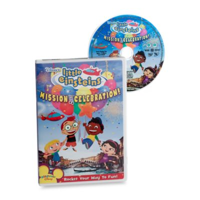 Disney's Little Einstein®'s Mission Celebration DVD