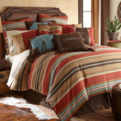 HiEnd Accents Calhoun 5-Piece Full Bedding Set