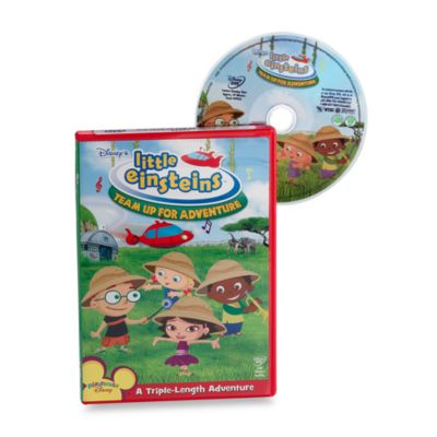 Disney's Little Einstein®'s Team Up For Adventure DVD