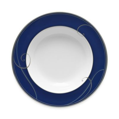 Indigo Soup Cereal Bowl