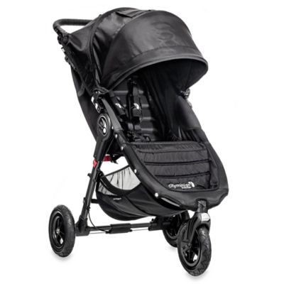 Baby Jogger® City Mini® GT Single Stroller in Black/Black