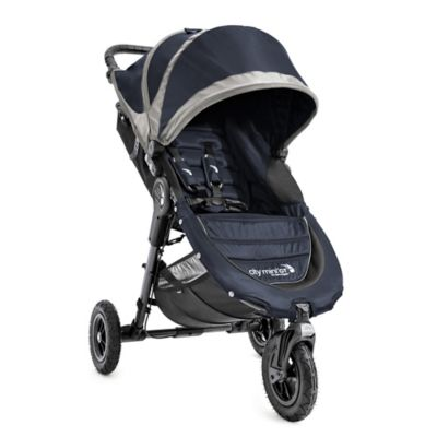 Baby Jogger® City Mini® GT Single Stroller in Midnight/Grey