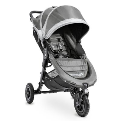 Steel/Grey Full Size Strollers