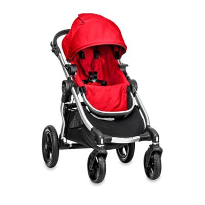 Baby Jogger® City Select Single Stroller in Ruby/Silver